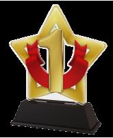 Mini Star 1st Place Trophy
