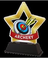 Mini Star Archery Trophy