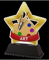 Mini Star Art Trophy