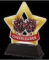 Mini Star Cheerleder Trophy