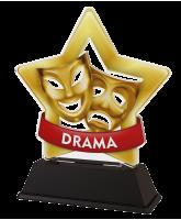 Mini Star Drama Trophy