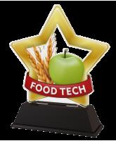 Mini Star Food Tech Trophy