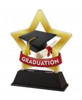 Mini Star Graduation Trophy