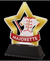 Mini Star Majorette Trophy