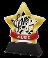 Mini Star Music Trophy