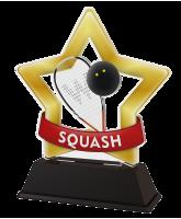 Mini Star Squash Trophy