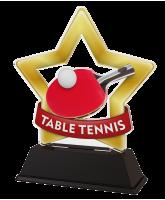 Mini Star Table Tennis Trophy