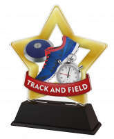 Mini Star Track and Field Trophy
