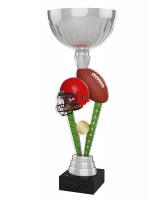 Cleveland American Football Cup Trophy