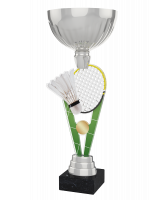 Napoli Badminton Silver Cup Trophy
