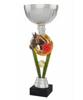 Napoli Equestrian Silver Cup Trophy