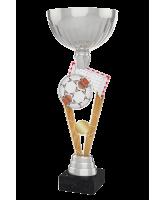 Napoli Futsal Indoor Football Silver Cup Trophy