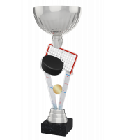 Napoli Ice Hockey Silver Cup Trophy