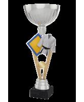 Napoli Martial Arts Silver Cup Trophy