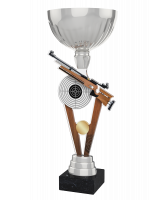 Napoli Rifle Shooting Silver Cup Trophy