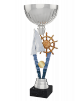 Napoli Sailing Silver Cup Trophy