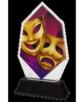 Cleo Comedy/Tragedy Trophy