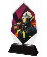 Cleo Firefighter Trophy