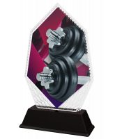 Cleo Weightlifting Trophy