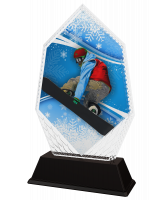 Whistler Snowboarder Trophy