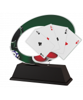 Palermo Playing Cards Trophy