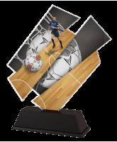 Paris Futsal Indoor Football Player Trophy