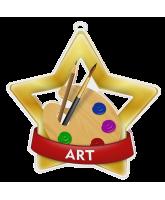 Art Mini Star Gold Medal