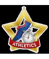 Athletics Mini Star Gold Medal