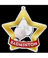 Badminton Mini Star Gold Medal