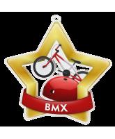 BMX Mini Star Gold Medal