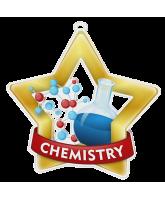 Chemistry Mini Star Gold Medal