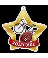 Cycling Road Bike Mini Star Gold Medal