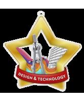 Design & Technology Mini Star Gold Medal