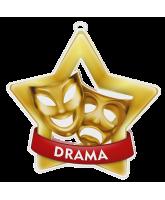 Drama Mini Star Gold Medal