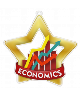 Economics Mini Star Gold Medal