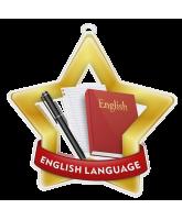 English Language Mini Star Gold Medal