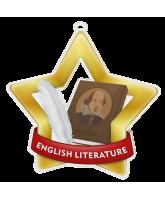 English Literature Mini Star Gold Medal
