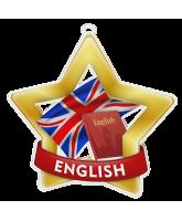 English Studies Mini Star Gold Medal