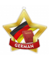 German Studies Mini Star Gold Medal