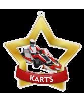 Go Kart Mini Star Gold Medal