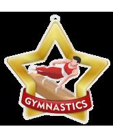 Gymnastics Boys Mini Star Gold Medal