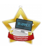 Information Technology Mini Star Gold Medal