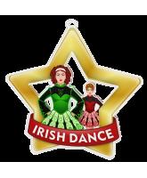 Irish Dance Mini Star Gold Medal