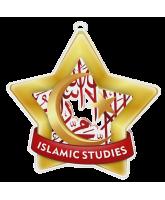 Islamic Studies Mini Star Gold Medal