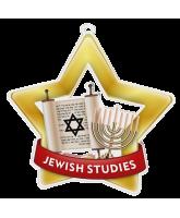 Jewish Studies Mini Star Gold Medal
