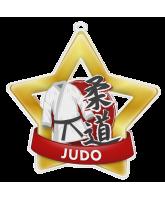 Judo Mini Star Gold Medal