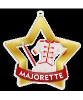 Majorette Mini Star Gold Medal