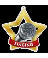 Singing Mini Star Gold Medal