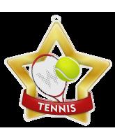 Tennis Mini Star Gold Medal