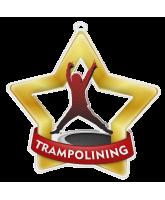 Trampolining Mini Star Gold Medal